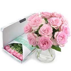 Verras uw secretaresse met bloemen
