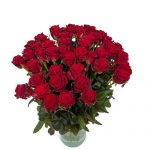 Rozen Romantic Red